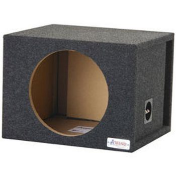 Atrend Enclosures 12SVN 12 Single Vented Alpine Specific Enclosure