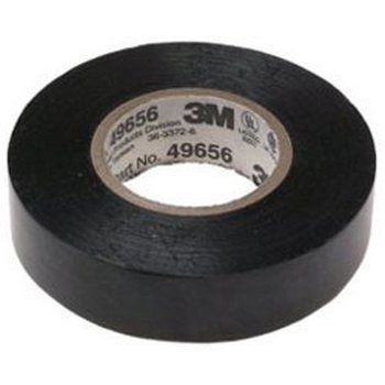 3M 3MECON60FT 3/4 x 60' Temflex Economy Grade Vinyl Electrical Tape w/ 1.5 Core
