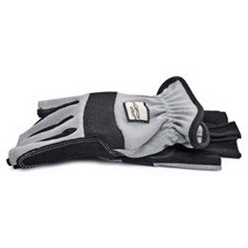 BlackCanyon Outfitters 81070/L Large High-Dexterity Fingerless Gloves Grey