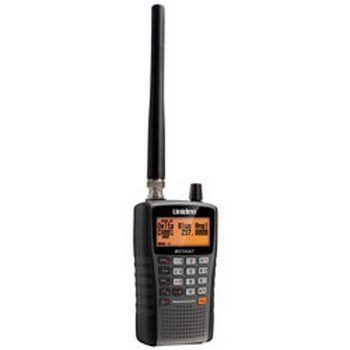 Uniden BC125AT Bearcat 500 Alpha Tagged Channel Handheld Scanner