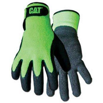 Boss / Cat Gloves CAT017417J String Knit Latex Coated Glove  Jumbo