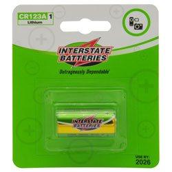 Interstate Trucking Reviews >> INTERSTATE BATTERIES PHO0015 3-Volt 1.55AH Lithium Battery ...