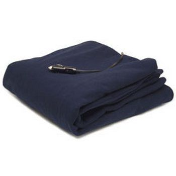 RoadPro RPHB-110DB 58&#34 x 42.5&#34 Fleece Heated Blanket