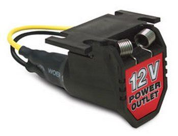 RoadPro RPPS-16ES 12-Volt Extension Power Outlet - 16-Gauge