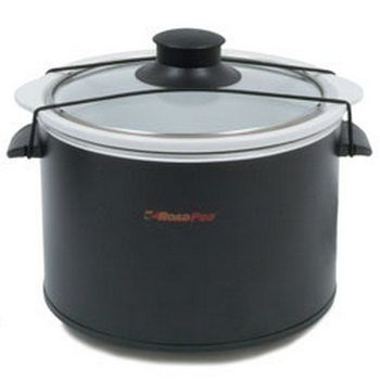 RoadPro RPSL-350 12v Slow Cooker Crock Pot