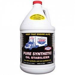 Lucas oil 10131l 128oz pure synthetic oil stabilizer for Pure synthetic motor oil